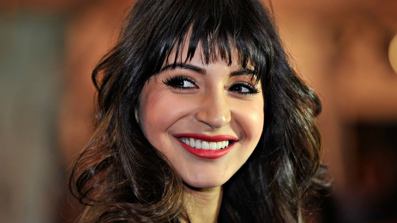 Anushka debuted her new lips at the Koffee with KAran show two years ago