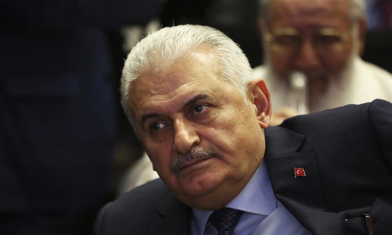 Turkey names new PM as Erdogan tightens grip