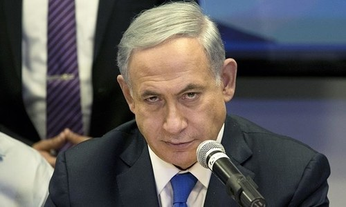 Israeli defence minister quits citing 'lack of trust' in Netanyahu