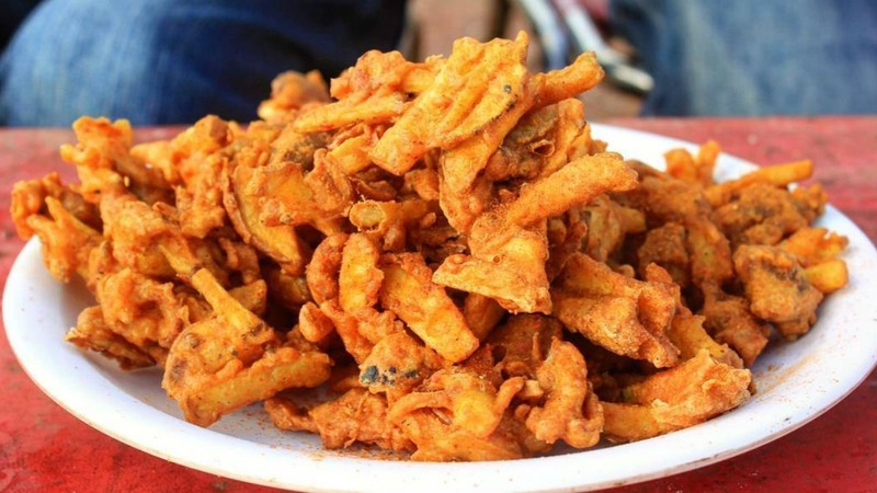 Because pakoray, right people?