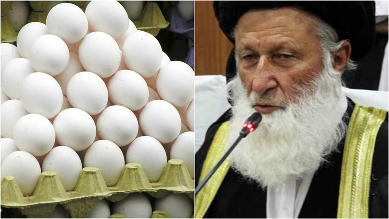 Egg beating on the other hand is permissible.