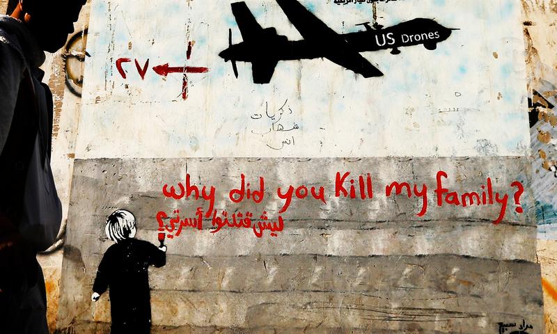 US drone strikes in Pakistan s...