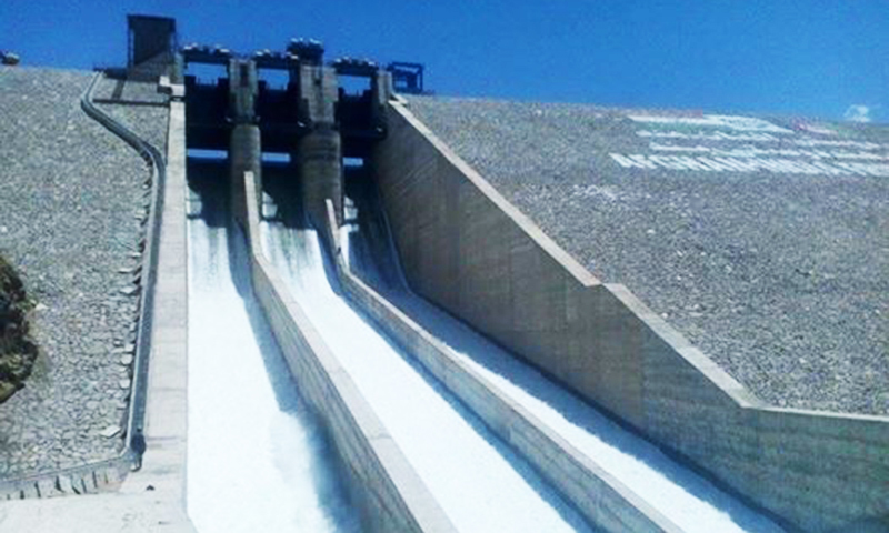 Afghanistan India Inaugurate Friendship Dam World Dawn
