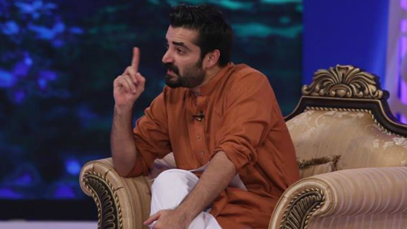 """""""I am who I am, I have only one persona. I'm grateful that the producers accepted me as who I am without asking me to become a typical Ramazan show host."""""""