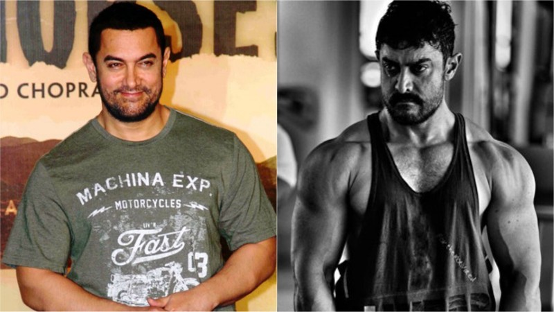 The actor has shed the 25 kilos that he had previously gained for the movie