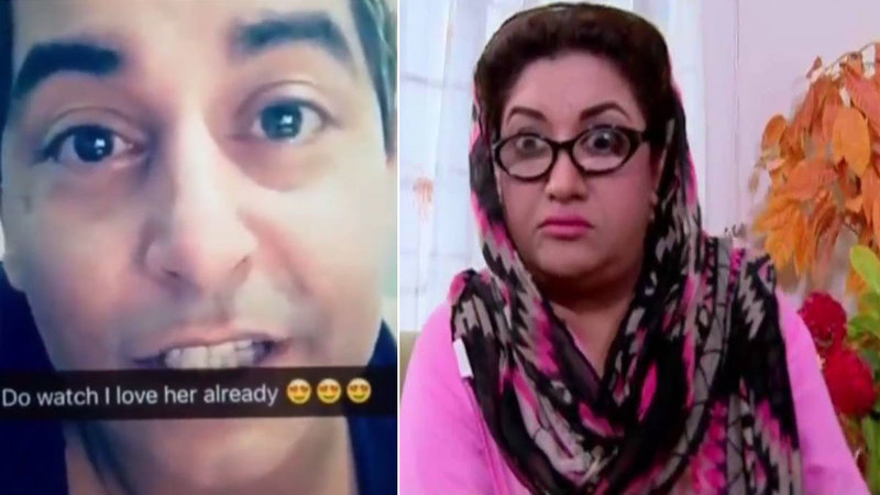Gaurav Gera confesses he loves Momo from Bulbulay - Film & TV - Images
