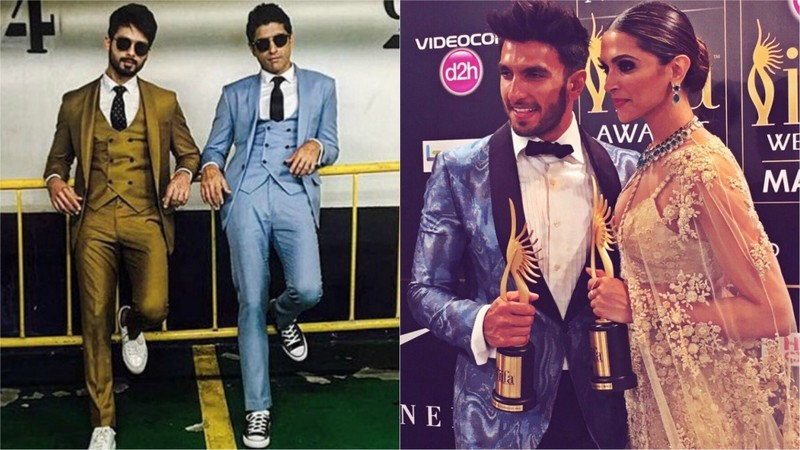 Ranveer and Deepika bagged the two most important accolades, Best Actor and Actress respectively; no shocker there.