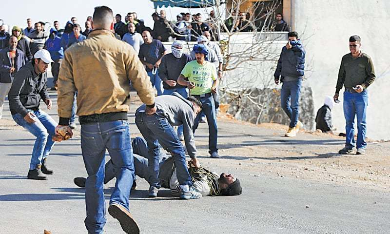 Israeli, two Palestinians killed in West Bank