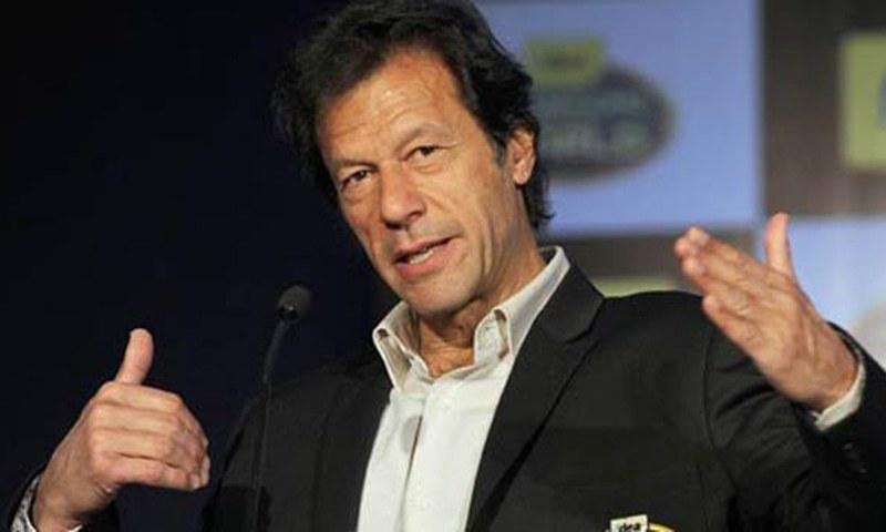 پاکستان تحریک انصاف کے چیئرمین عمران خان — فوٹو/ اے ایف پی