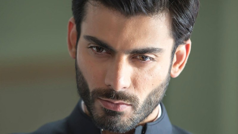 Fawad has starred in hit Bollywood productions like Khoobsurat and Kapoor and Sons.
