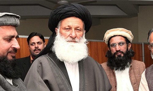 Religious parties form alliance to fight sectarianism