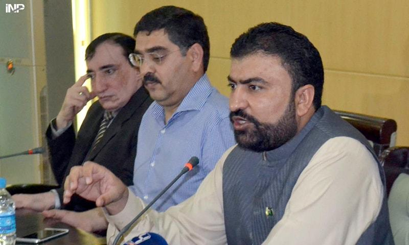 Six militants arrested in Quetta