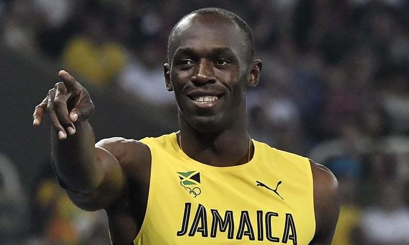 'Lightning' strikes thrice as Bolt completes 100m hat ...