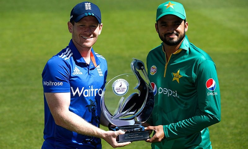 England beat Pakistan in rain-hit first one-dayer