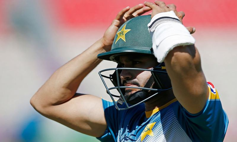 پاکستان ٹیم ون ڈے سیریزکی تیاریوں میں مصروف