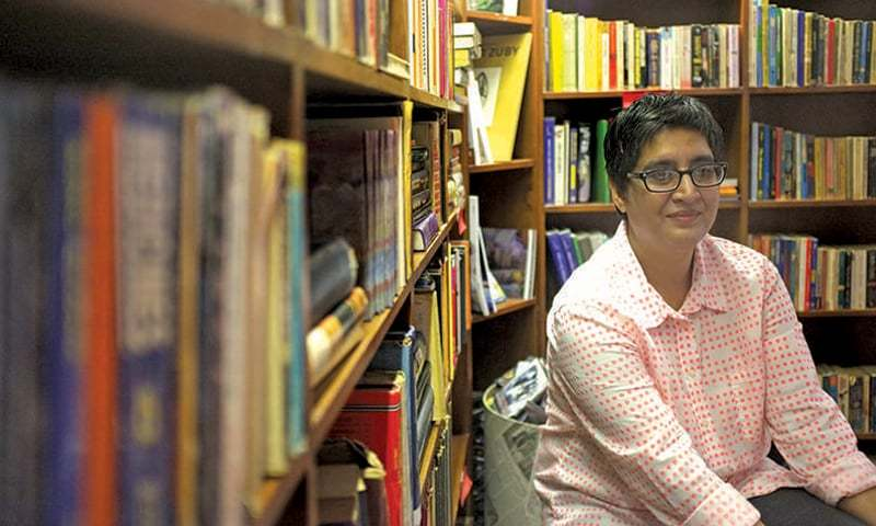 Sabeen Mahmud, the director of PeaceNiche/T2F, was shot dead in Karachi in April 2015.