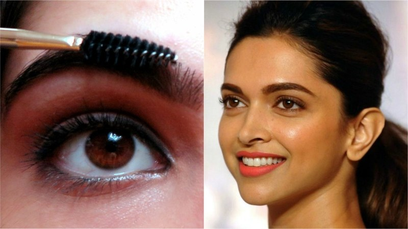 How I Got My Brows To Look Like Deepika Padukone39s Style Images