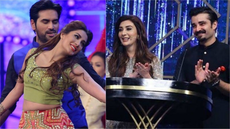 Moments from the 4th Hum TV Awards 2016