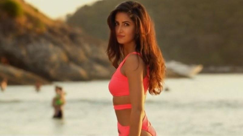 Katrina Kaif's fit bod  made  everyone's jaw drop in Baar Baar Dekho