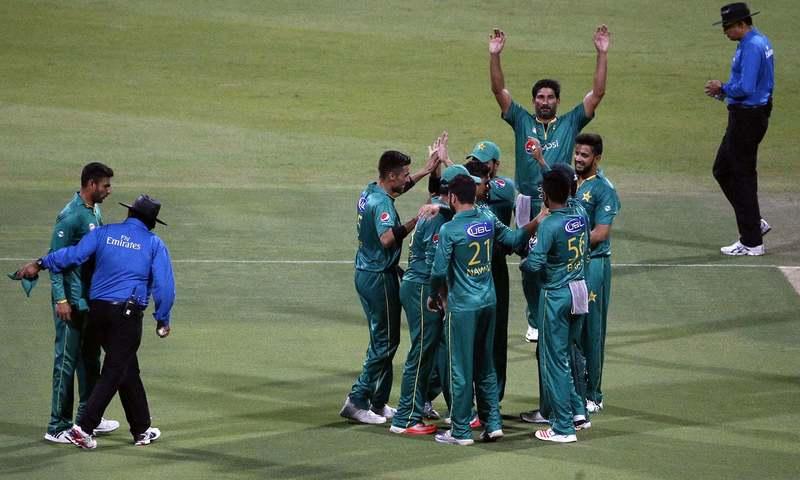 پاکستان کا عالمی چیمپیئن کیخلاف وائٹ واش