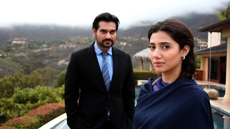 Humayun Saeed easily fit the typical Farhat Ishtiaq character: kind, really good-looking, and successful.
