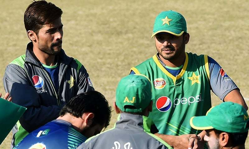 (Cricket) Azam, Nawaz star as Pakistan thrash West Indies