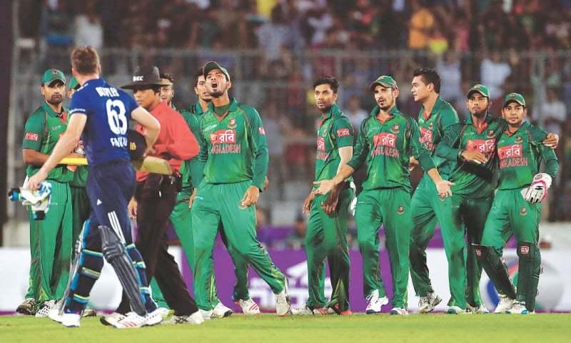 Ben Stokes hauls England to streak-ending ODI series victory over Bangladesh