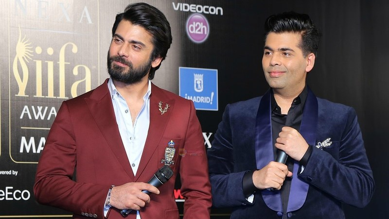 Karan Johar, who has been a big supporter of Fawad Khan in Bollywood, has been coerced into swearing off casting Pakistani actors in his films