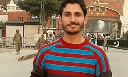Capt Roohullah Mohmand saved police recruits from a suicide bomber during the Quetta police academy carnage.
