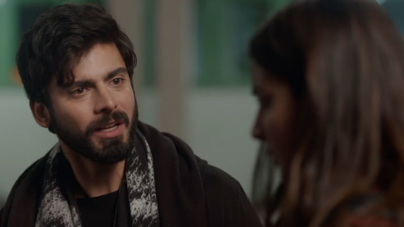 It's no huge surprise that Fawad Khan looks fabulous onscreen and his scenes bring much needed freshness and life to this cliché-ridden story.