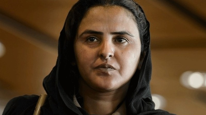 Fashion week first-timer Rozina Munib has chosen to have the gang rape survivor and women's rights spokesperson featured in her show - Photo by AFP