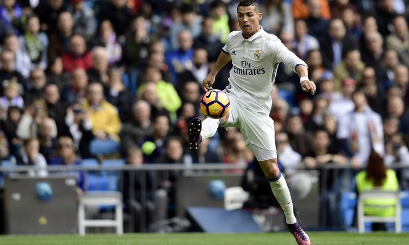 Ronaldo wins La Liga best player award