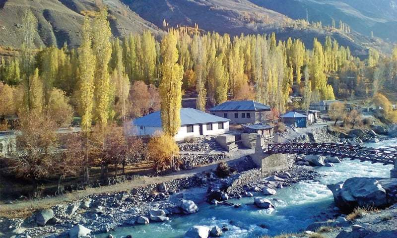 chitral in pakistan
