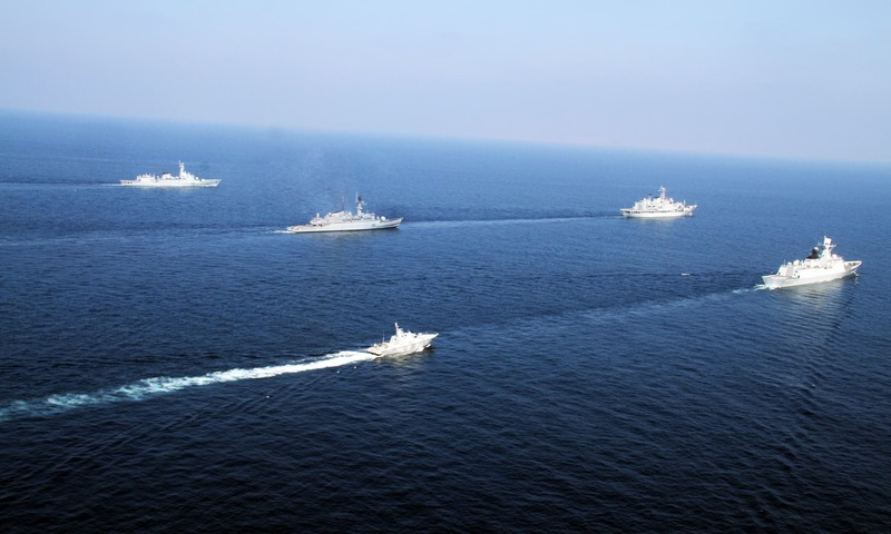 Naval collaboration between Pakistan Navy and PLA (Navy) has become even more important in the backdrop of CPEC. —Navy PR