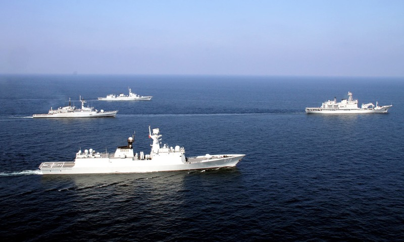 Bilateral exercises are expected to go a long way in promoting maritime security and stability in the region. —Navy PR