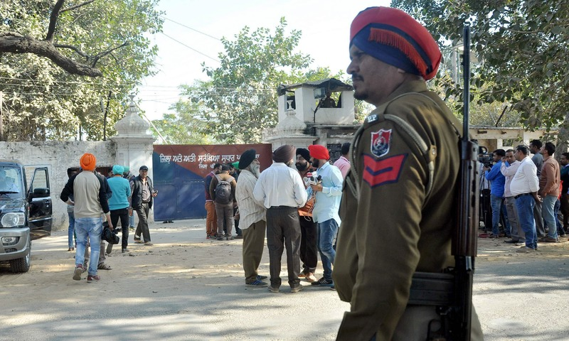Three arrested in connection with Nabha jailbreak
