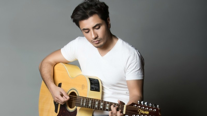 Ali Zafar made his Bollywood debut in 2010; 7 films later, the Pakistani singer has finally signed a local production. —Photo courtesy: Lotus PR