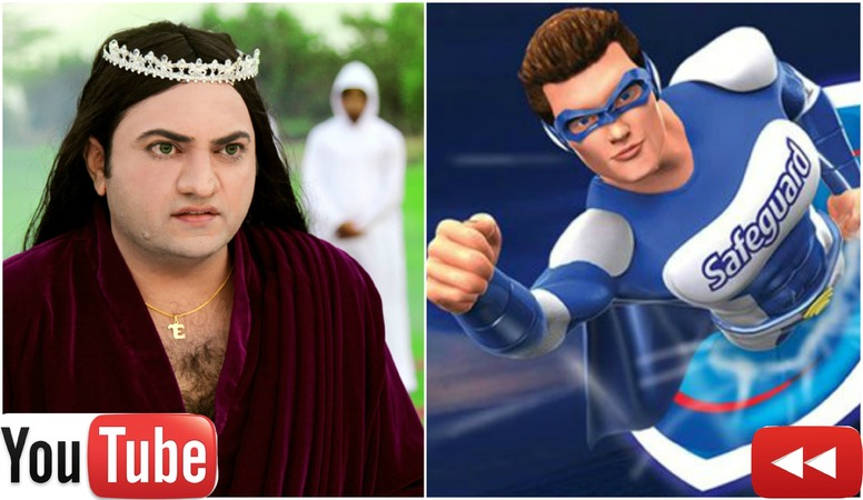 From Commander Safeguard to Taher Shah, let's have a look at the most popular content on Youtube.com.pk
