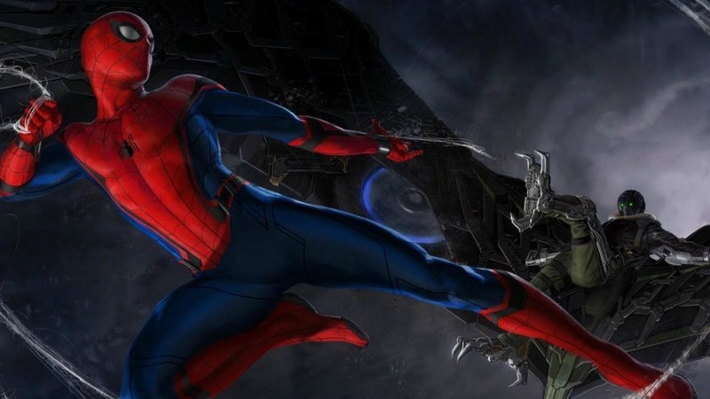 The new 'Spiderman' trailer is out!