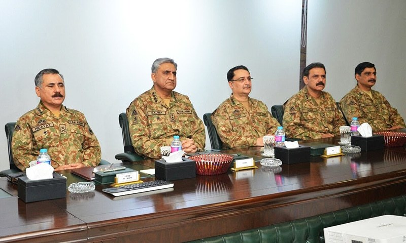 Army will stand by tribals of Fata, work with govt for development in region: COAS