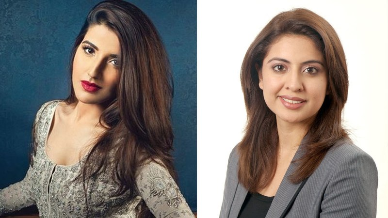 The two celebs shared their own experiences of being labeled in their respective fields.