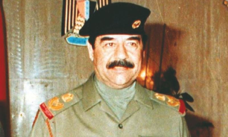 Saddam warned U.S. 'you are going to fail in Iraq', says book