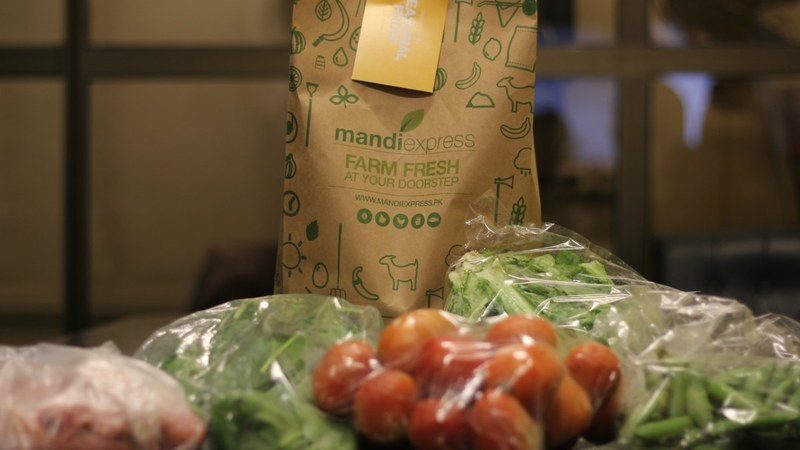 MandiExpress is an online grocery store that lets you get fresh produce delivered to your doorstep - All photographs by Kamran Nafees