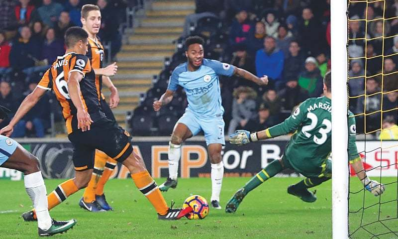 Hull City vs. Manchester City 2016