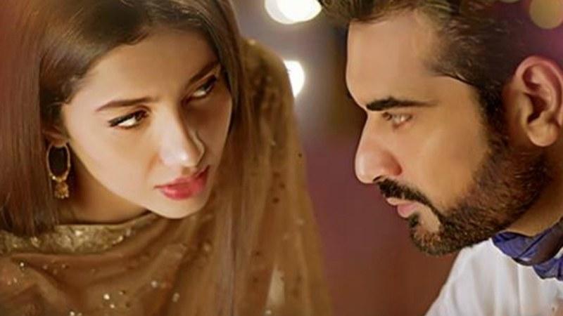Mahira Khan and Humayun Saeed's acting is the highlight of the drama