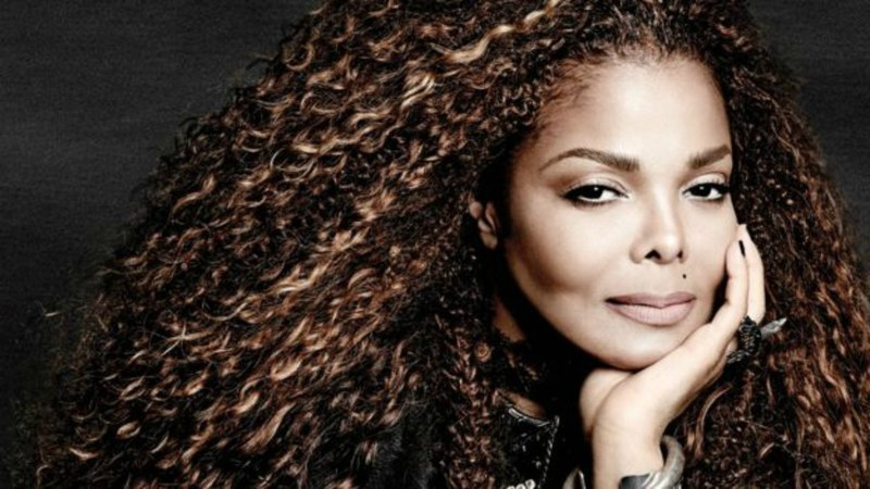 It's a boy! At 50, Janet Jackson becomes a mom
