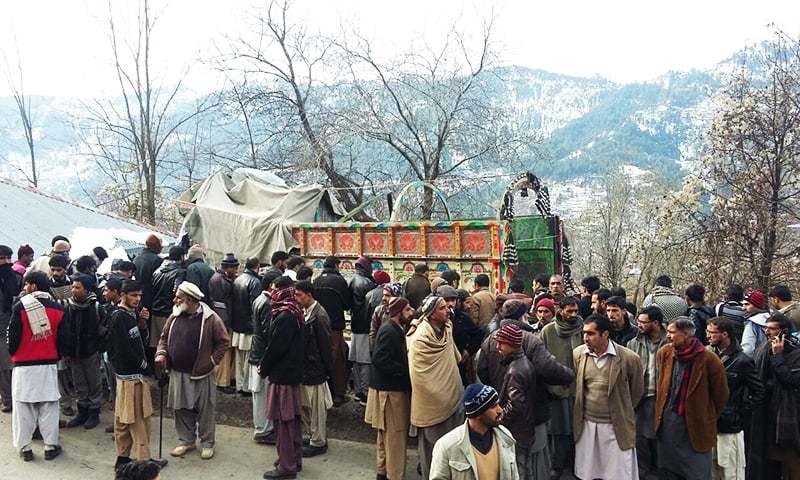 Teacher, 2 students die as truck rams into school in AJK