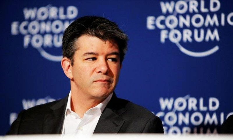 Uber CEO Travis Kalanick — Reuters