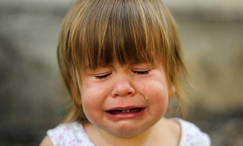 رونا انسانی آنکھوں کے لیے مثبت عمل ہے — فوٹو بشکریہ/ شٹر اسٹاک