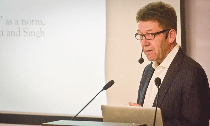 DR Thomas Hansen.—White Star
